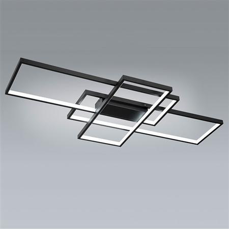 Plafón Rectangle Led